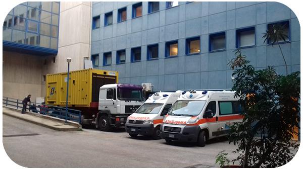 Emergenze ospedaliere