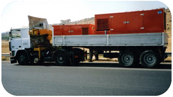 G.E. da 150 kVA e 450 kVA